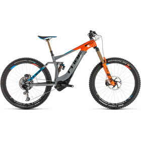 Cube Stereo Hybrid 160 Action Team 500 KIOX 27.5